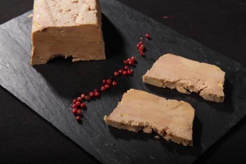 Foie gras fait maison